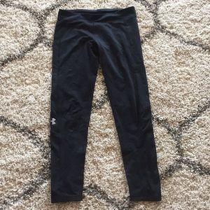 Under Armour Black Leggings Size S